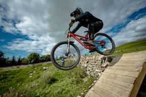 Photo of Nick BAYLISS at Weardale
