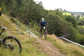 Photo of Connor LEITCH at Ae Forest