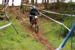 Photo of Cameron PENMAN at Ae Forest