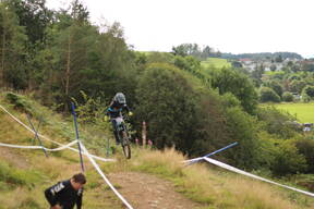Photo of Ollie CARNE at Ae Forest