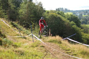 Photo of Adam BIGGINS at Ae Forest