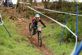 Photo of Ally BIRKS at Ae Forest