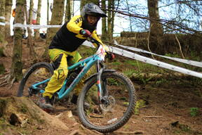 Photo of Jack GEDDES at Ae Forest