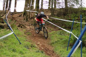 Photo of Euan ROGERS at Ae Forest