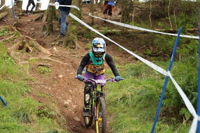 Photo of Caragh MUIR at Ae Forest