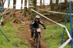 Photo of Michael GEDDES at Ae Forest