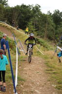 Photo of Bruce PICKARD at Ae Forest
