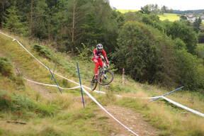 Photo of Adam BIGGINS at Ae Forest