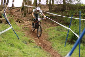 Photo of Ryan SWEENY at Ae Forest