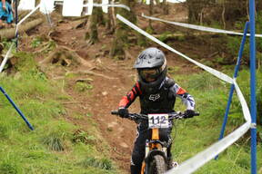 Photo of Josh FINDLAY (u10) at Ae Forest