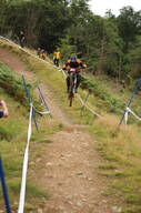 Photo of Jake SANDILANDS at Ae Forest