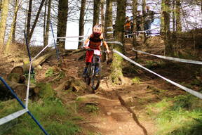 Photo of Sam HARRISON (rpr) at Ae Forest