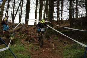 Photo of Harry LISHMAN at Ae Forest
