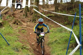 Photo of Marcus MACFARLANE at Ae Forest