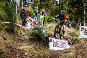 Photo of Jordan PARKINSON at Kirroughtree Forest