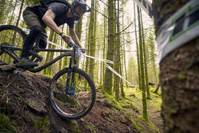 Photo of Ryan VERO at Kirroughtree Forest