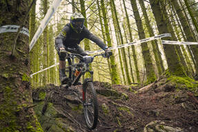Photo of Lance HARLAND at Kirroughtree Forest