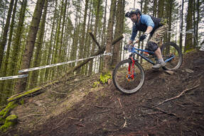 Photo of Anthony WILLETTS at Kirroughtree