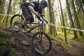 Photo of Hamish BUCHANAN at Kirroughtree Forest