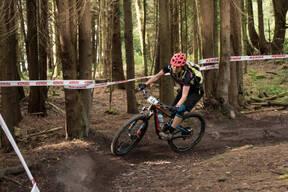 Photo of Jen MALONE at Grogley Woods, Bodmin