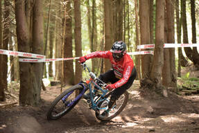 Photo of Bradley BRIGGS at Grogley Woods, Bodmin
