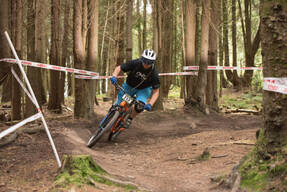 Photo of Ian COWAN at Grogley Woods