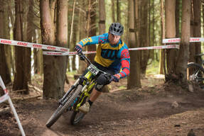 Photo of Christian WELBURN at Grogley Woods