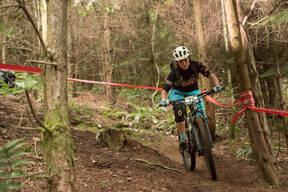 Photo of Alicia HOCKIN at Grogley Woods, Bodmin