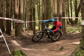 Photo of Ben SMITH (mas1) at Grogley Woods, Bodmin