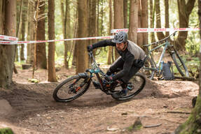 Photo of Tom COLES (eng) at Grogley Woods