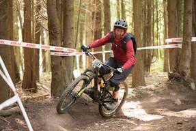 Photo of Neil POLLINGTON at Grogley Woods