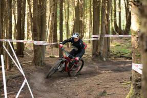 Photo of Aidan WOOLLASTON at Grogley Woods