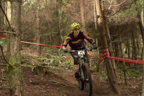Photo of Rachel MANNING at Grogley Woods, Bodmin