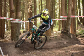 Photo of Alex ENGLAND at Grogley Woods