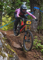 Photo of Claire BUCHAR at Stevens Pass, WA