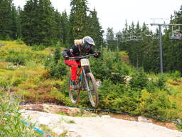 Photo of Andre STROM at Stevens Pass, WA