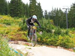 Photo of Terjai DECKER at Stevens Pass