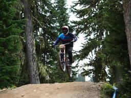 Photo of Derek MYERS (WA) at Stevens Pass