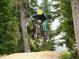 Photo of Chris WALLER at Stevens Pass, WA