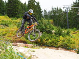 Photo of Justin SNELL at Stevens Pass, WA