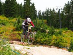 Photo of Ian RUDD at Stevens Pass