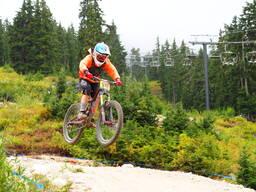 Photo of Gavin STANTON at Stevens Pass