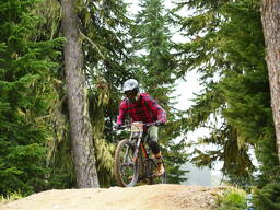Photo of Aaron LARSON at Stevens Pass