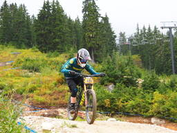 Photo of Alex ROBERTS at Stevens Pass, WA