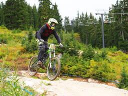 Photo of Jeffrey CATTON at Stevens Pass
