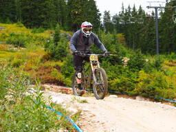 Photo of Scott MCBRIDE at Stevens Pass, WA