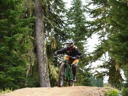Photo of Megan OLSEN at Stevens Pass