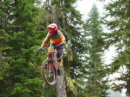 Photo of Liam STEVENSON at Stevens Pass, WA