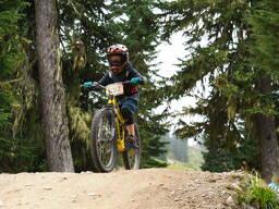 Photo of Riley LARSON at Stevens Pass