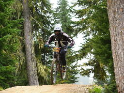 Photo of Nick CURTIS at Stevens Pass